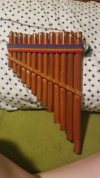 Artisan made Pan Flute Lexington, 40505