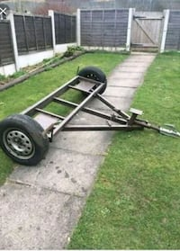 Heavy duty Tow dolly with ramps Baltimore