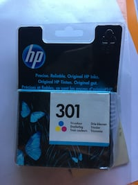 Cartucho original HP sin desprecintar