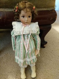 porcelain girl doll Concord, 01742