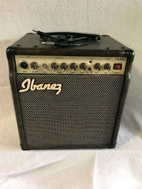 Black and gray fender guitar amplifier Englewood, 07631