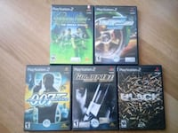 Ps2 games  London, N6E 1Y6