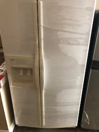 White side-by-side refrigerator Moreno Valley, 92557
