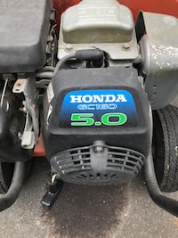 black and gray Honda pressure washer Westhampton, 11977
