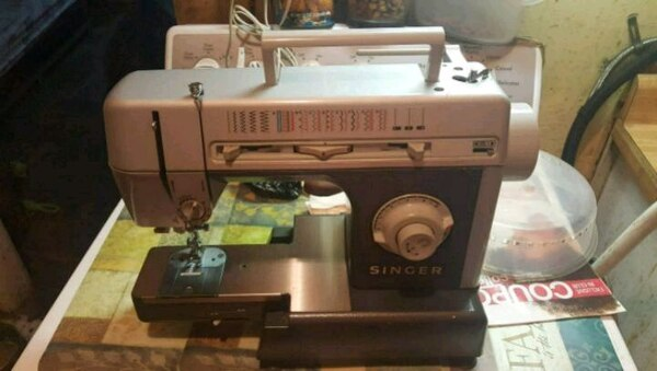 Used Singer CG40C Commercial Grade Sewing Machine E For Sale In Amazing Commercial Grade Sewing Machine