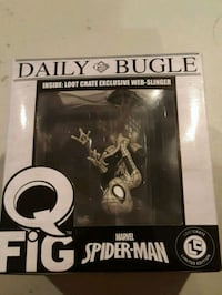 Spider-man action figure QFig 499 km