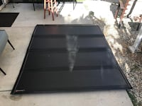 Cover for the truck 6 feel (77 inches) crew cab,price is negotiable Los Angeles, 91306