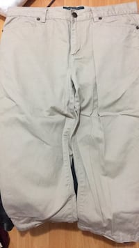 White button-up shirt good condition