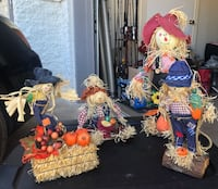 Fall Decor Table top decorations--never used! Edmond, 73034