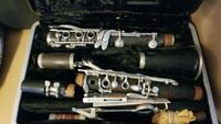 black clarinet with box Annandale, 22003
