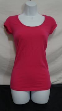 Debs Sz. Med Short Sleeve Fitted Shirt - Like new condition St. Cloud