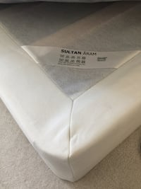 SULTAN IKEA BOX + ikea mattress (double)