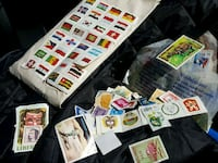 old collectable stamps