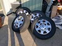 Tires  & rims Celina