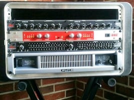 QSC 1804 amp and more