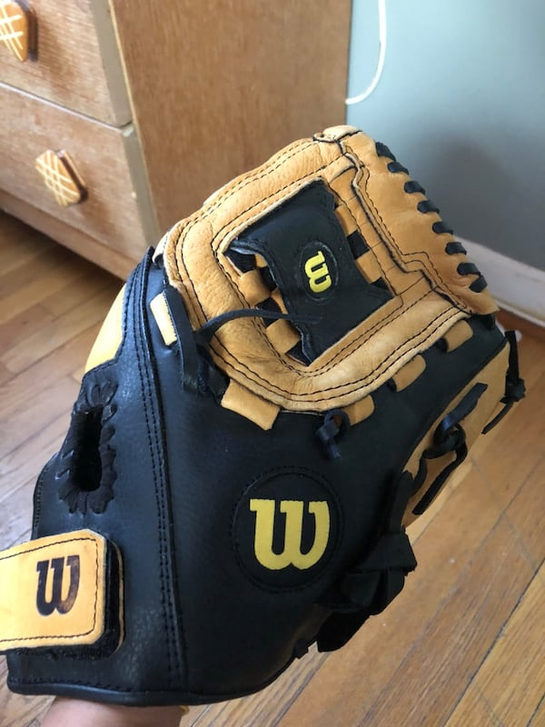 New Wilson protégé baseball glove 0