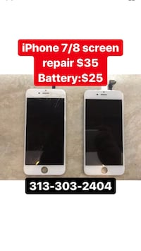 Phone screen repair Southfield