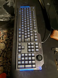 Asus gaming keyboard with led backlit Vaughan, L6A 4B3