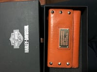 Authentic Harley Davidson Genuine Leather wallet  Baltimore, 21215