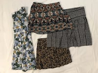 Women's assorted skirts Vancouver, V5L 2N3