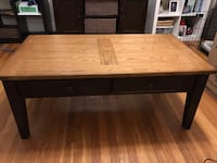Solid wood coffee table Boston, 02125