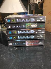 Halo series- soft cover