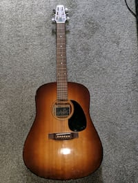 Seagull SMS Acoustic Guitar Cambridge, N3C 3K6