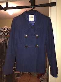 Charlotte Rousse Blue button-up jacket Lake Charles, 70605