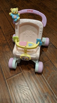 Baby musical walker infant and toddler, no stain Markham