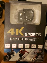 ACTION CAMERA WATER PROOF
