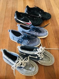 Size 12 Toddler Boys Shoe Lot.    Bakersfield, 93304