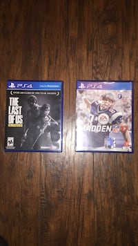 Madden 17 & the last of us Chantilly, 20151