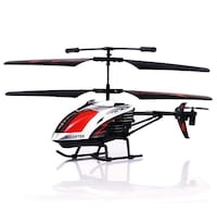 """11"""" Durant Built-in Gyro Infrared Remote Control Helicopter Large Model 3.5 Channels with Gyro and LED Light for Indoor Ready to Fly 歐文, 92606"""
