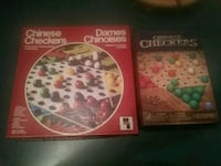 2 Chinese Checkers Boards $10 Winnipeg, R2H 1H9