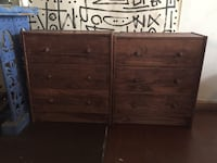 Wood drawer units and shoe unit. null, 11249