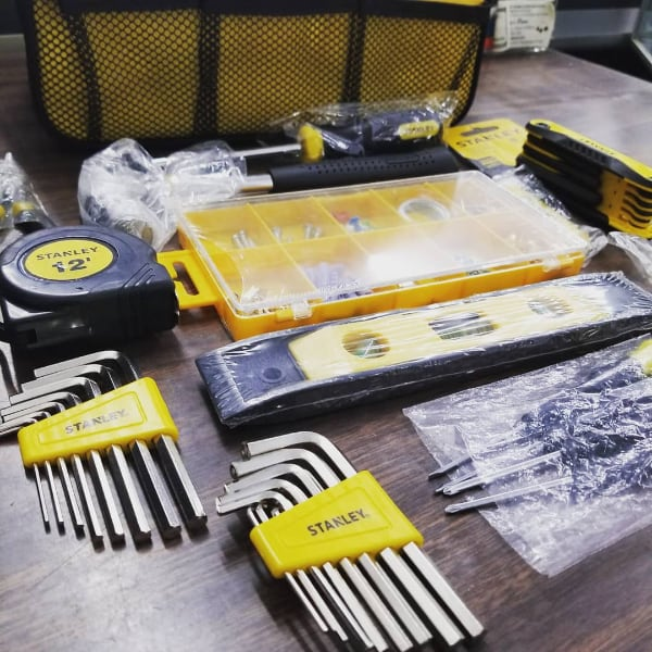 Stanley Tool Set w/ Case