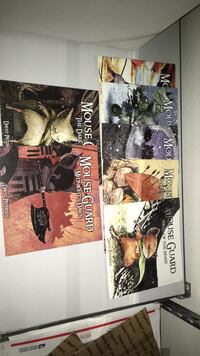 Mouse guard comic book lot Las Vegas, 89121