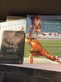 Collections of Yoga Books
