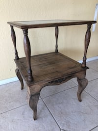 Wood Table - Antique St. Pete Beach, 33706
