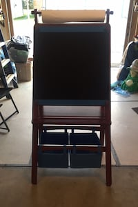 Drawing board and. Chalkboard it's for kids Airdrie, T4B