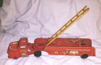 WYANDOTTE TIN LADDER FIRE TRUCK Leon Valley, 78238
