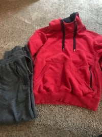 Men's large hoodie and sweat pants  Vancouver, 98684