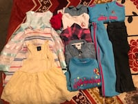 Baby girl clothes  Turlock, 95380