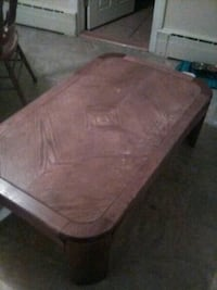 Wooden coffee table Leominster, 01453