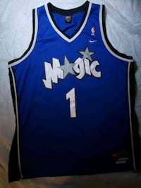 Tracy McGrady Orlando magic Jersey xl Alexandria, 22312