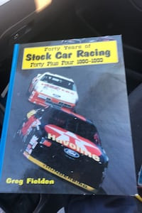 Forty Years of Stock Car Racing Manchester, 03103