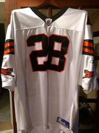 white and black NFL jersey Upper Marlboro, 20772