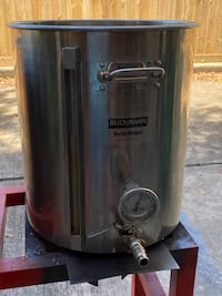 20 Gallon Blichmann Engineering boilermaker kettle homebrew beer Houston, 77008