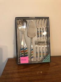 11 Piece Beaded Serving Set Port St. Lucie, 34983
