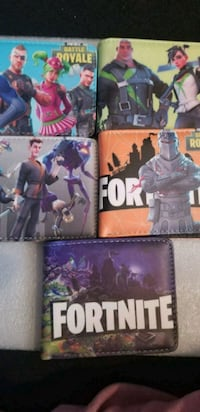 Fortnite wallet Cambridge, N1R 1L1